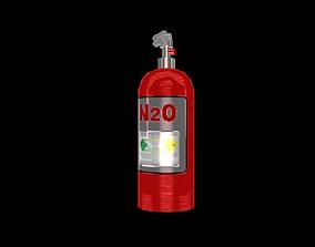 Nitro 3D asset