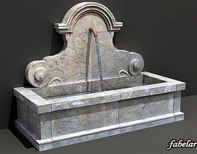Fountain park 3D