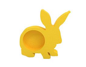 3D print model lighting Tealight holder