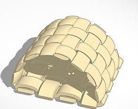 3D printable model Weaved Storage case