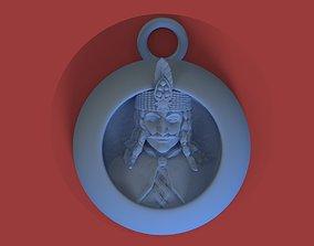 Vlad Tepes Pendant 3D model
