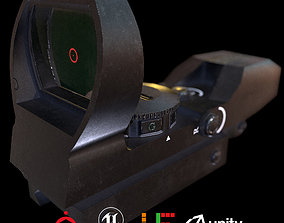 3D model HIE Game Ready Scope D180521