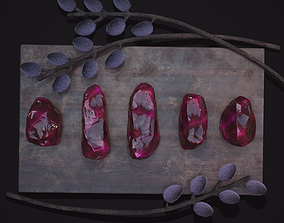 3D model Jewels and Willows Display