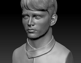 Charles Leclerc 3D printable model