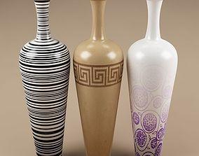 3D Decorative vase 04