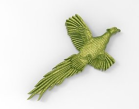 pheasant 3D print model