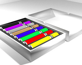 Drawing Tool - Marker Color 3D