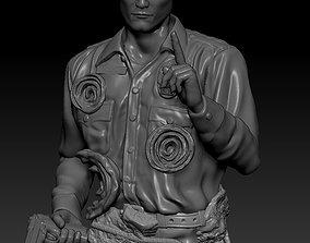 Terminator 2 judgment day 3D print model