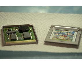 3D print model GameBoy CR1616 Battery Holder