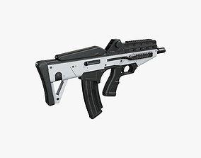 3D model Sci Fi Gun 05