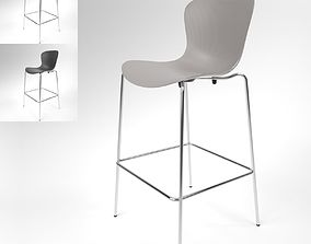 Fritzhansen Nap KS59 bar stool Chair Blender Cycles 3D