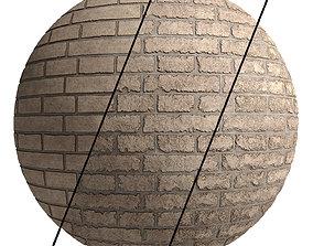 Materials 27- Brick Tiles Pbr-4k-Sbsar 3D model