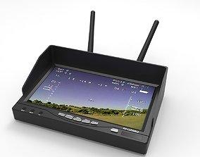 Boscam RX-LCD5802 LCD Monitor FPV 3D model