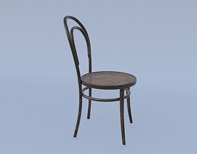 furniture chair confort Chair 3D model