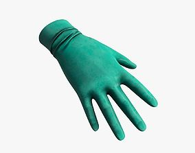 Medical Gloves 3D model