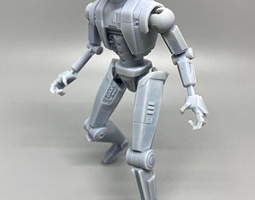 HK 47 Articulation One12 scale 3d print ready model
