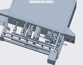 3D printable model Coil cut foot test foot dip machine