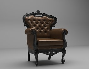 table 3D animated chair