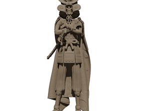 Hand-made model- One Piece Brooke