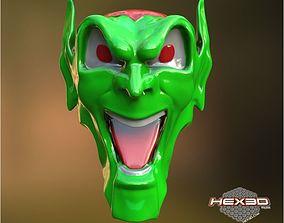 3D print model Maximum OverDrive Green Goblin