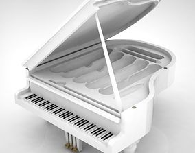 3D print model Piano humidor for cigare smoker