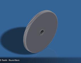 100-Tooth Spur Gear 03 3D print model