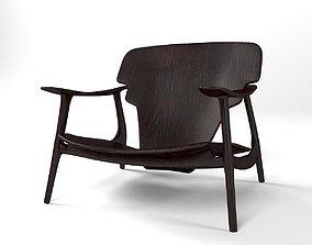 3D model DIZ armchair by Sergio Rodrigues