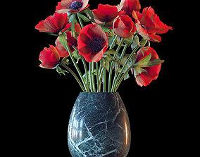 Bouquet 01 3D model
