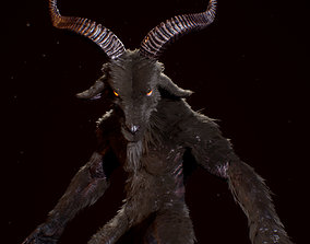 3D asset Demon 2