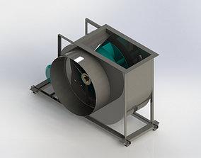 industrial 3D Blower