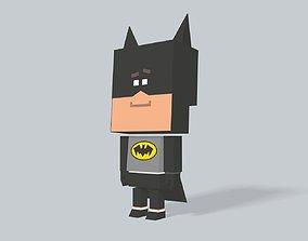 3D model Square Batman