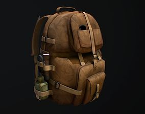 3D model Backpack clothing