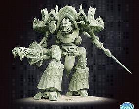 Nundam Presupported 3D printable model