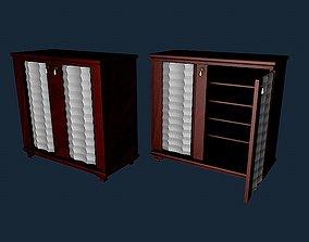 Shoes cabinet 14 3D model