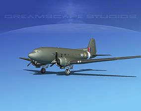 3D Douglas C-47 Dakota RAAF