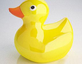 3D model Rubber Duck