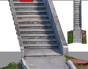 3D model Stairs 9