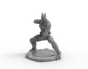 3D print model Batman - Fight Pose
