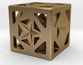 Dice 3D printable model engine