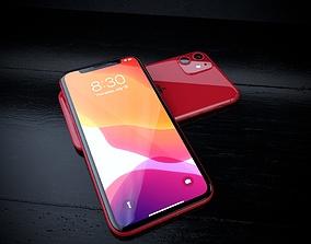 3D asset iPhone 11
