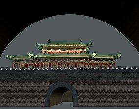 The Xichang archaic city 3D model