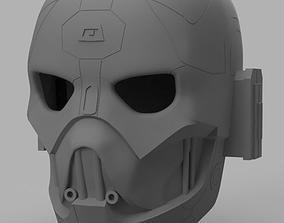 3D printable model Darth Nox Kallig Helmet Star Wars