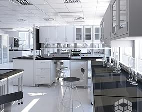 3D model Laboratory 1