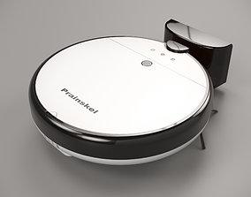 3D Robot Vacuum Cleaner Prainskel F20-AI