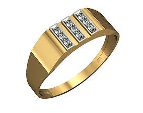 Mens Ring 98 3D print model
