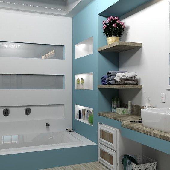 Resident Master Bath