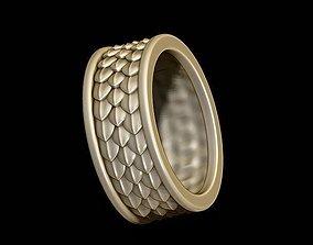3D print model Skin ring