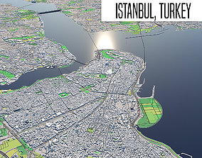 Istanbul 3D