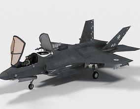 Lockheed F-35 B Italian decals 3D
