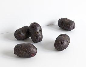 3D model Potato 002